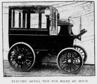 electric car 1900