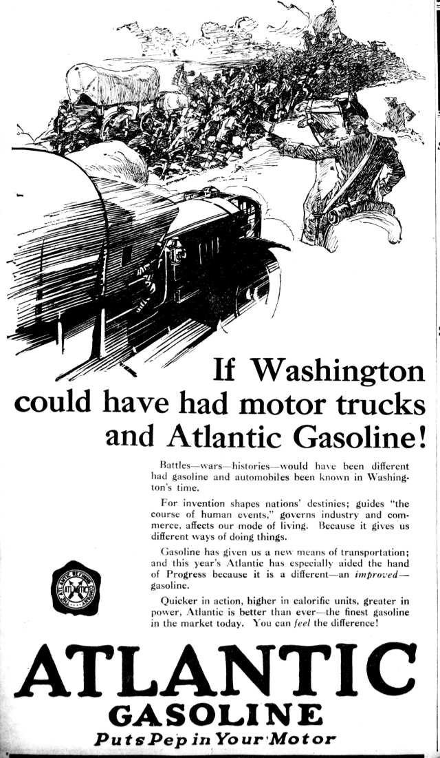 g washington-atlantic-gasoline