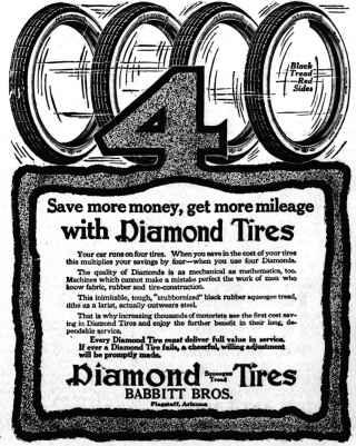 1917 Diamond-Tire