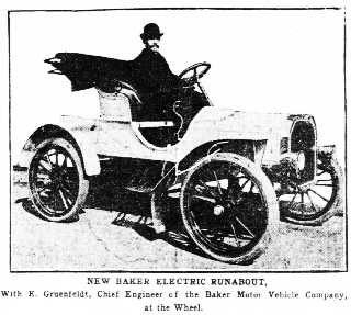 runabout 1907